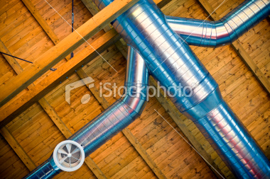 stock-photo-7331905-pipeline-with-electric-fan-color-image